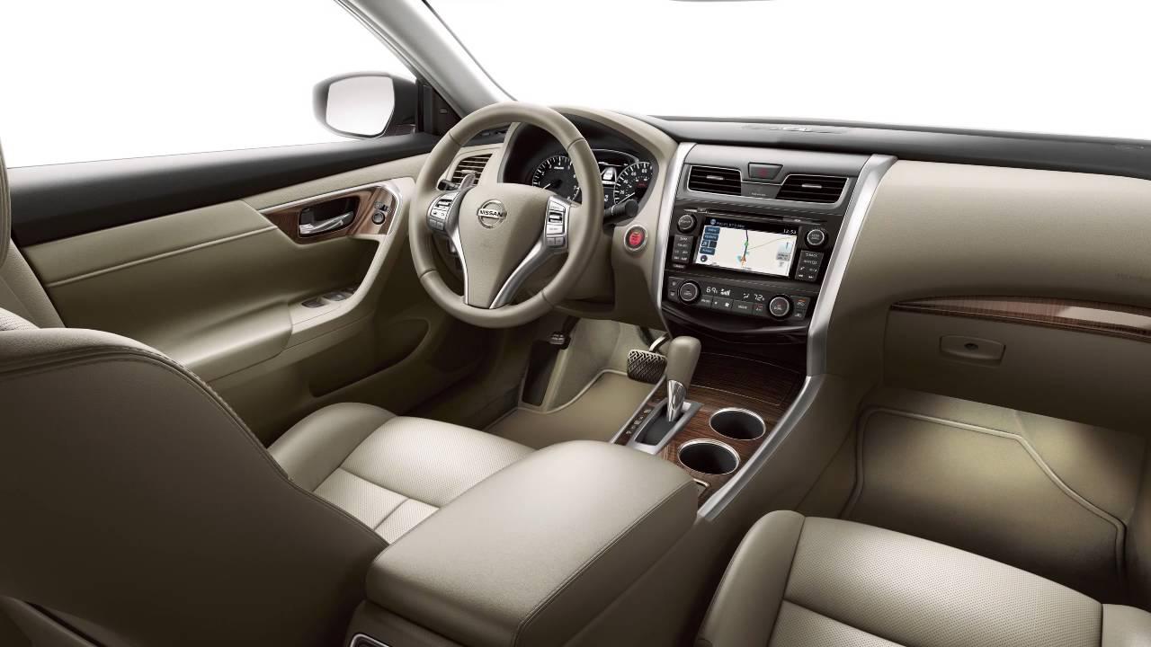 Nissan Altima: Heater operation