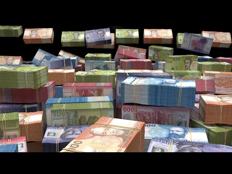 BILLIONS of CHILEAN PESOS :: Wealth Visualization, Manifestation, Abundance HD