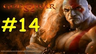 God Of War Walkthrough - Part 14 The Cliffs Of Madness