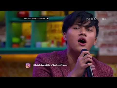 Performance Rizky Febian Kesempurnaan Cinta  The Best of Ini Talk Show