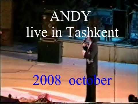 Andy Live In Tashkent-Cheshmayeh Naze