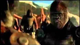 Планета обезьян 2001