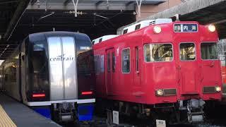 [出張運用]名鉄6000系三河ワンマン車 6015f(普通内海行き)神宮前駅 発車‼️