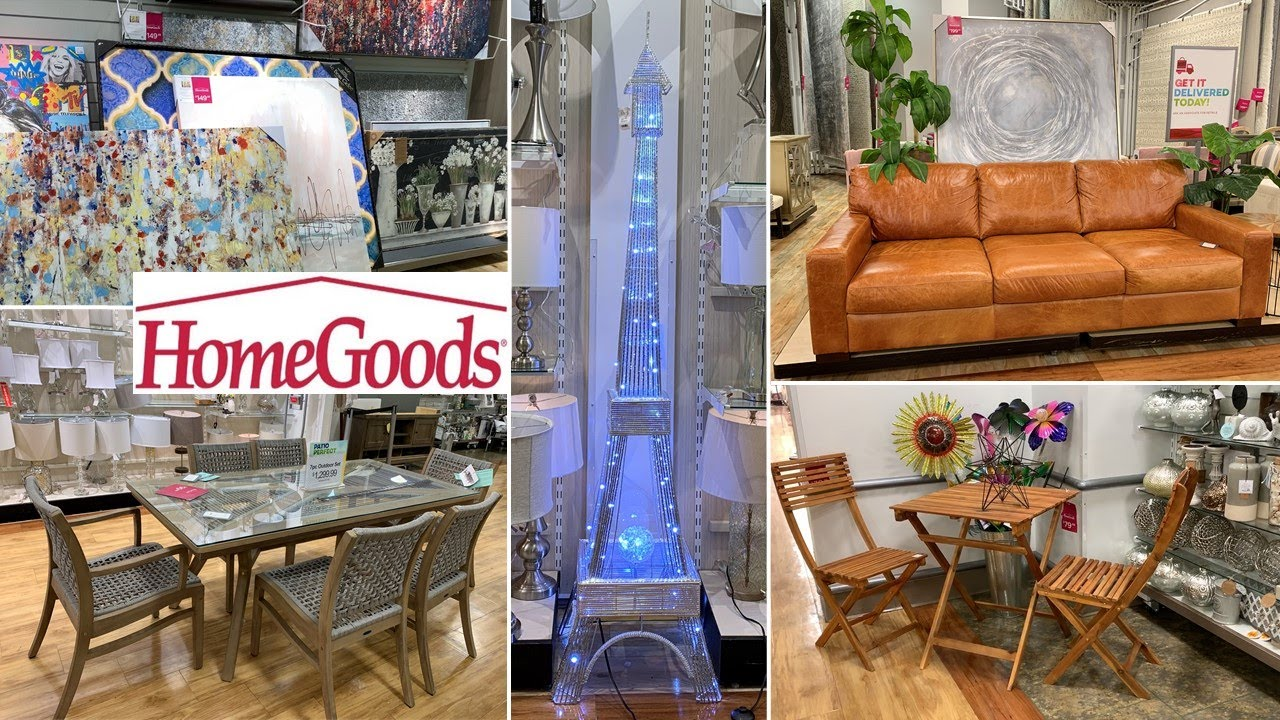 Homegoods Furniture Home Decor Shop With Me June 2019