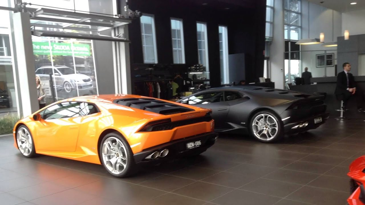 Zagame Lamborghini Dealership Melbourne Australia YouTube - Lamborghini car dealership