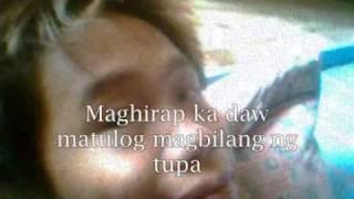 Pampatulog ni Nonong with lyrics