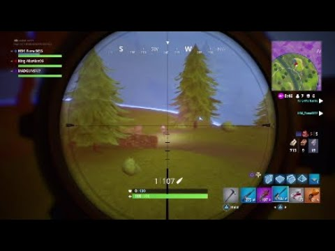 FortNite Gameplay (My Brothers The Medic)