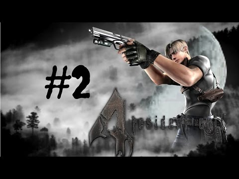 Move, Bitch! Get Out the Way! | Resident Evil 4 #2
