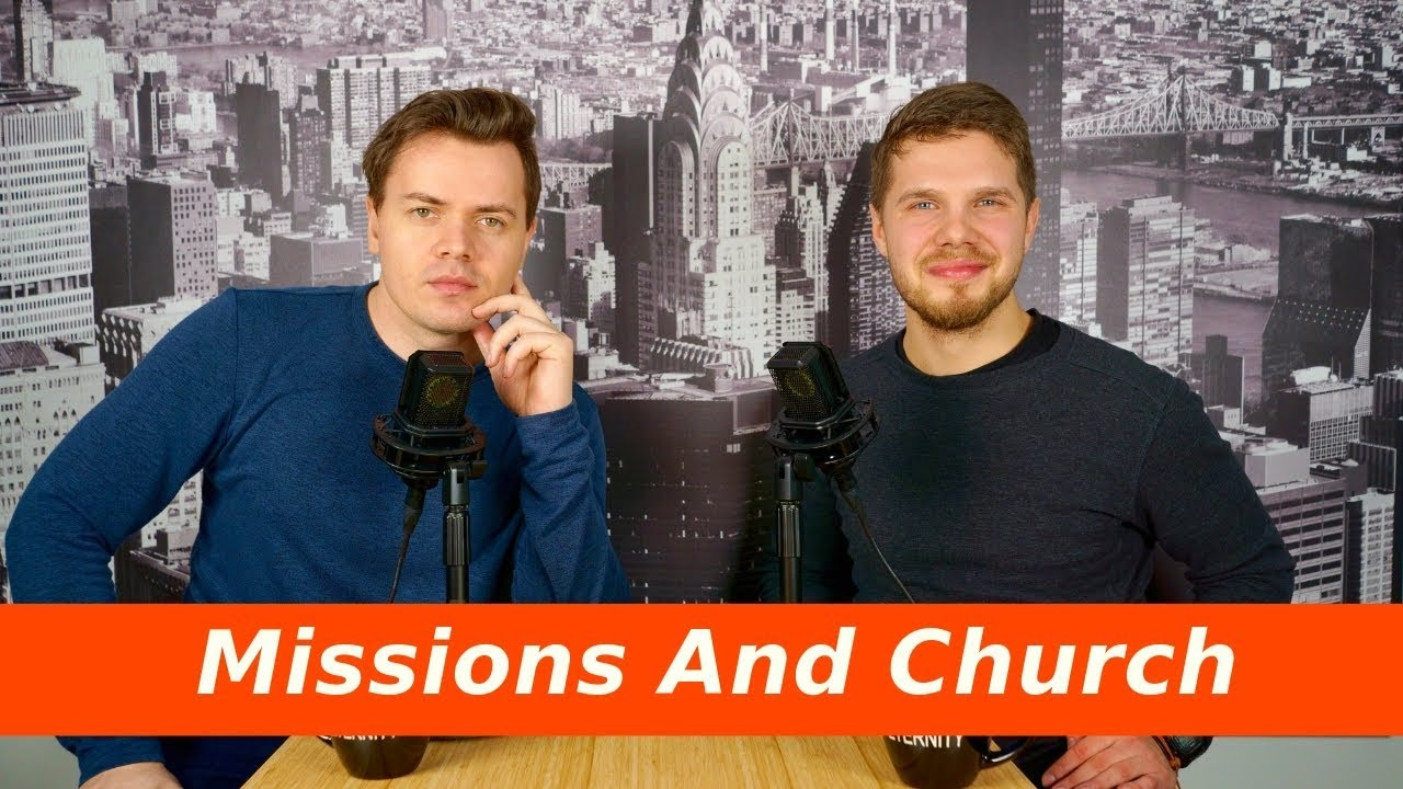 The Mission of the Church - (Podcast guest with Slaveck Moraru)