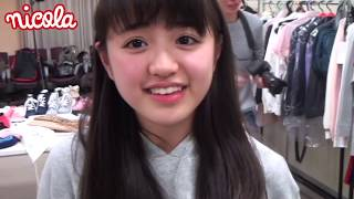 流行オルチャンファッションにニコ㋲が挑戦~♥ GWのおしゃコーデに活か...
