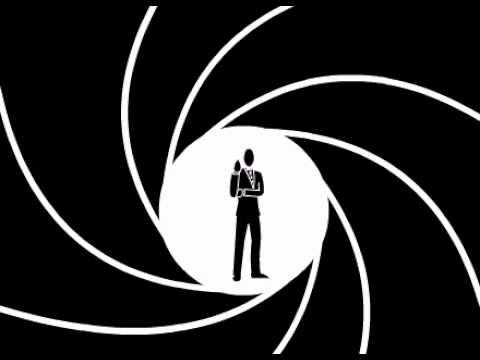 James Bond Animation Youtube