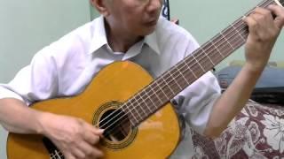 Tuổi Đá Buồn - Trịnh Công Sơn - Trần Văn Phú soạn cho guitar .