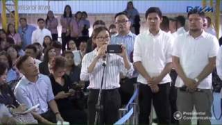 Download lagu Ambush interview with Duterte at BIR anniversary