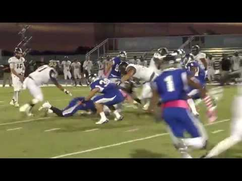 IMG Academy Football vs Paramus Catholic High School Highlights - 10/23/2015