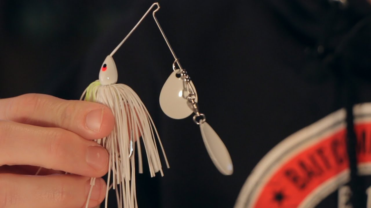 Spring Bass Secrets Rig Your Spinnerbaits For More Success Youtube Pro Track Trailer Pigtail Wire Diagram