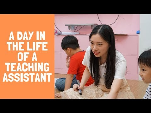 A Day In The Life Of A Teaching Assistant