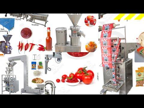 Micro industrie en AFRIQUE,détail sur les machines à acheter pour vos projets industriels