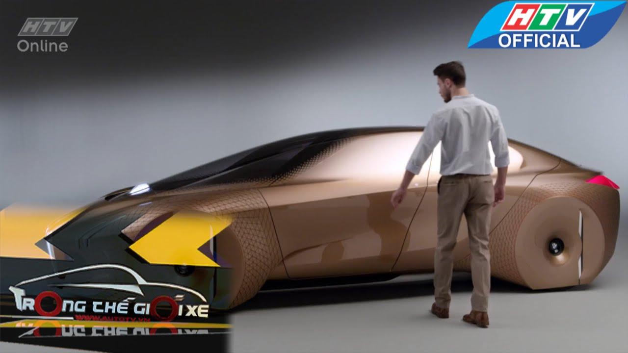 Các mẫu xe điện siêu việt của tương lai | Trong Thế Giới Xe | HTV - YouTube
