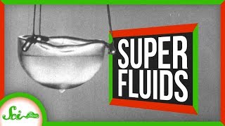 The Strange, Frictionless World of Superfluids