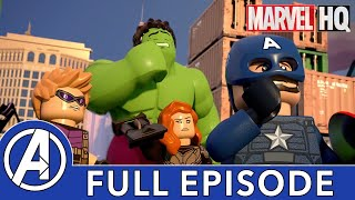 Friends and Foes | LEGO Marvel Avengers: Climate Conundrum | Episode 2