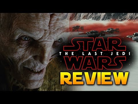 I'M TORN - The Last Jedi: Review & First Impressions [SPOILERS]