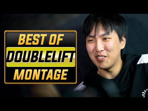 """Doublelift """"The Greatest"""" Montage   Best of Doublelift"""
