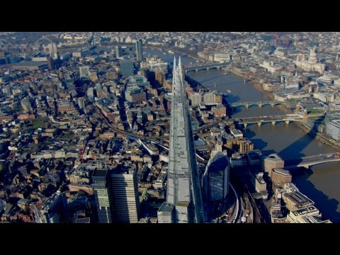 Constructing The Shard Mega Tower