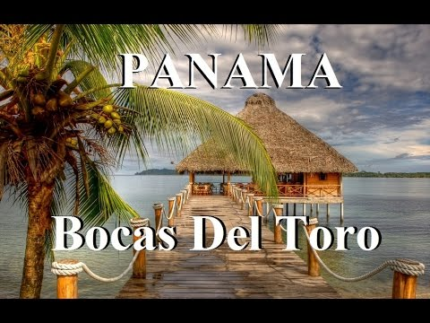 Panama-Bocas del Toro (Another life in  Bocas del Toro)  Part 1