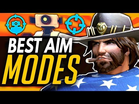 Overwatch | Best Modes To Improve Your Aim - New Practice Range & More