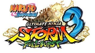 Naruto Shippuden Ultimate Ninja Storm 3 Full Burst [PC]