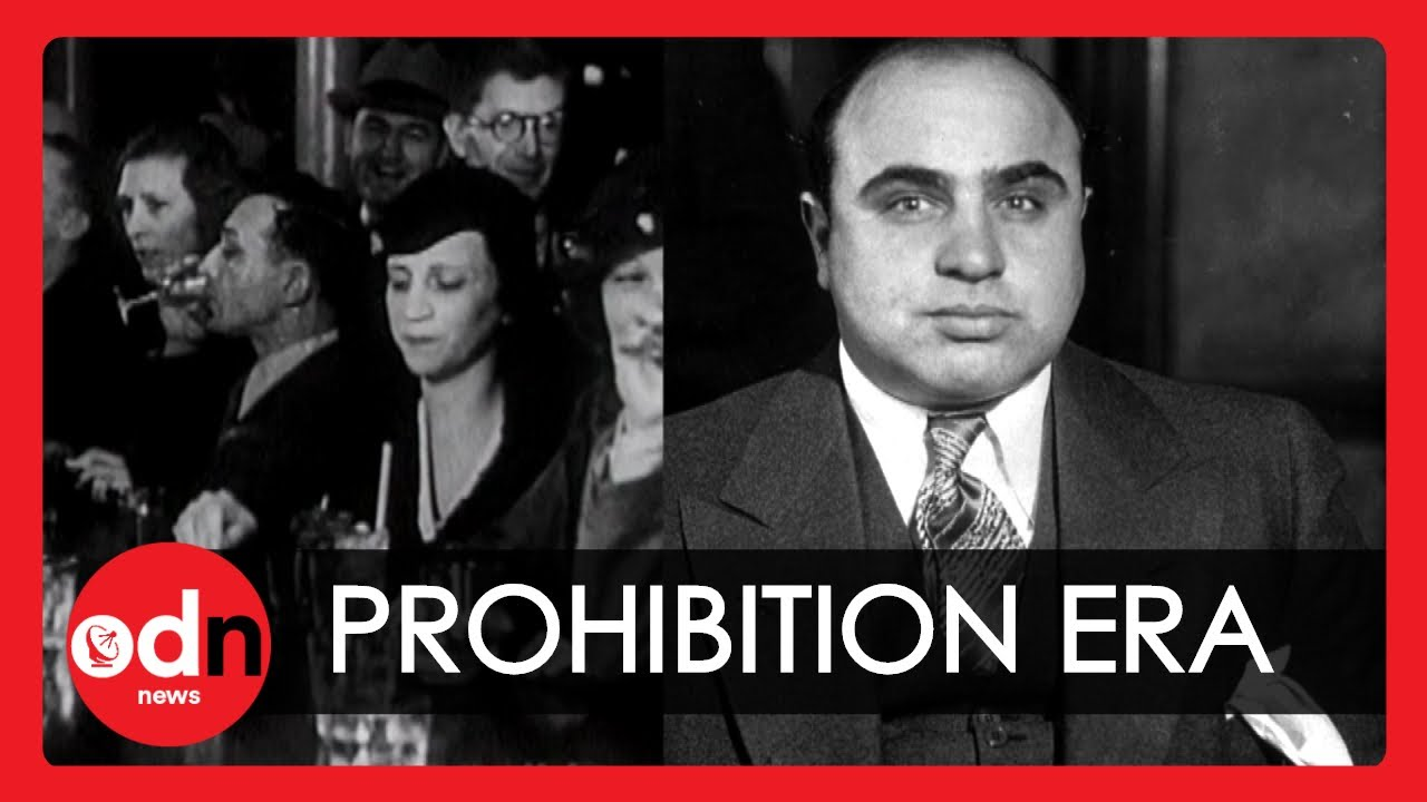 Download The Prohibition Era Explained: Rare Footage Released 100 Years On