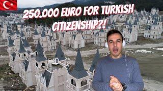 Italian Reaction to Turkey s luxury ghost town