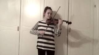 Halo - Beyoncé (Emma Dahl, Violin Cover)