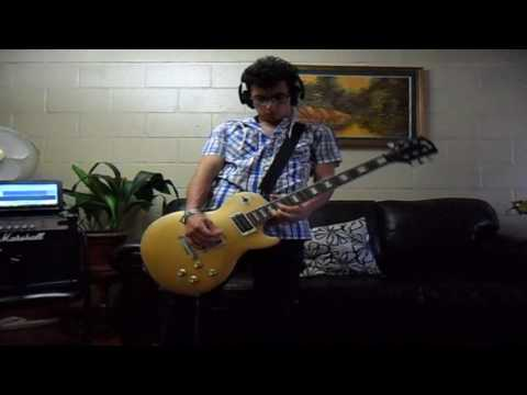 Rocket Queen – Guns N' Roses cover(Slash guitar)