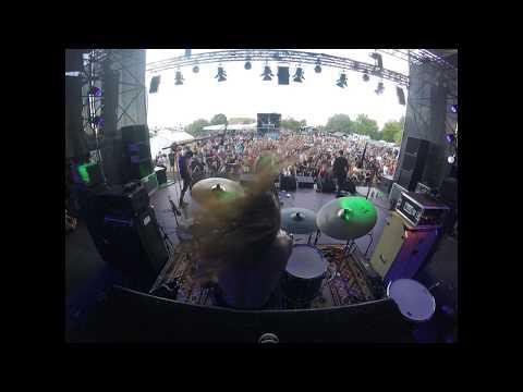 Downfall of Gaia - Atrophy Drum Cam