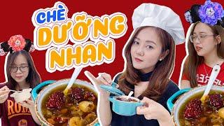 Vào Bếp Cùng Hải Yến: Chè dưỡng nhan | Bí kíp đẹp da của Hạnh Yến