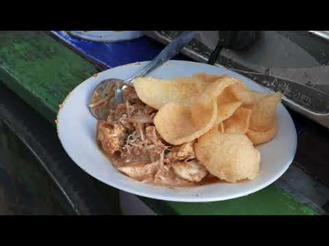 Jakarta Street Food -  Indonesian Ketoprak