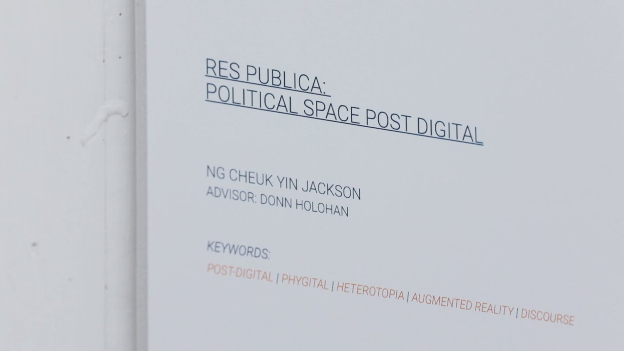 RESPUBLICA - Political Space Post Digital
