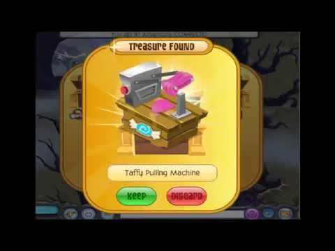 Animal Jam: Bitter Sweets Prizes  All Prizes