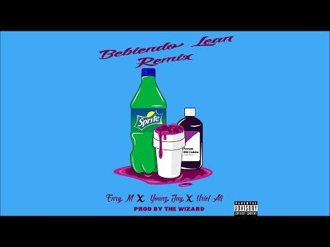 Bebiendo Lean Remix - Young Jay ✘ Enry M ✘ Uriel Ali