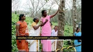 Protest fumes at Nilakkal against the Women's entry in Sabarimala