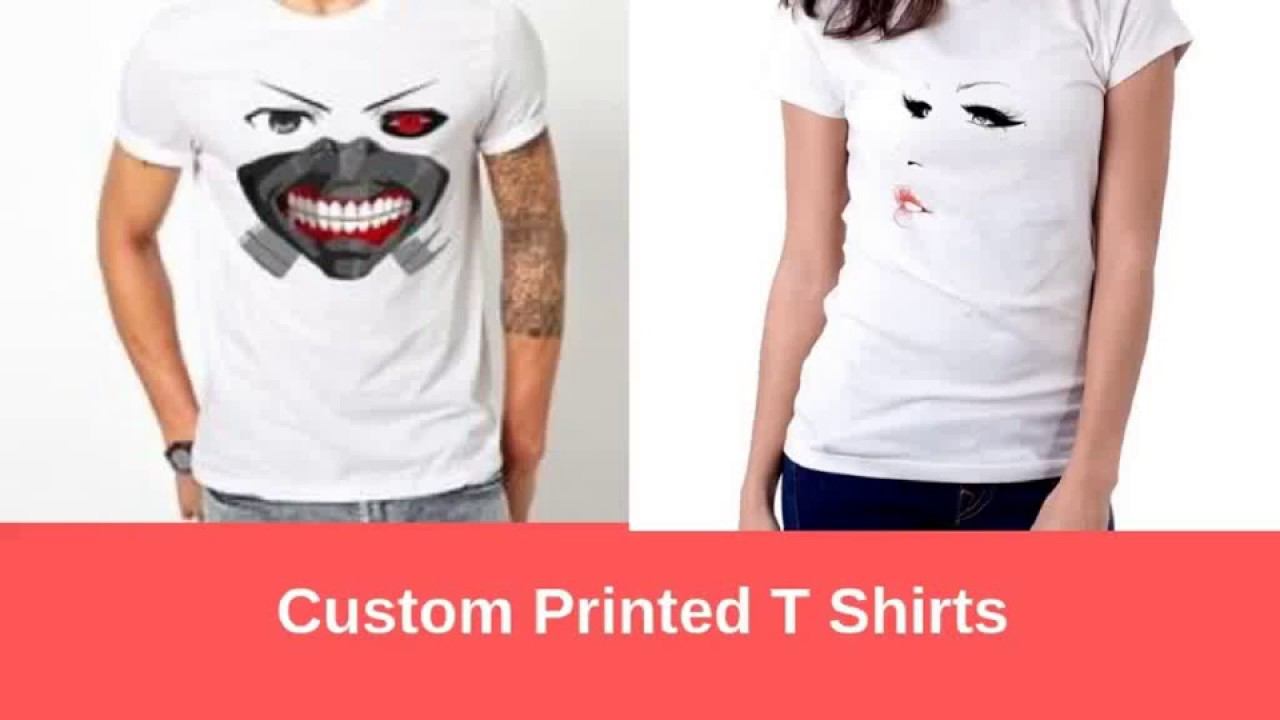 Custom Printed T Shirts Online Indiacustom Printed T Shirtscustom