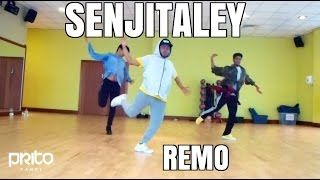 Senjitaley Remo Dance  Anirudh  Prito Choreography & Mix