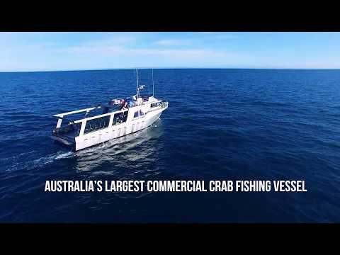 Silver Spectre- Australia's Largest Crab Fishing Vessel