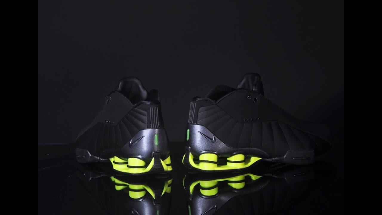 Nike Shox Bb4 Black