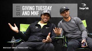 Giving Tuesday | Vikings Victory | Heading to LA