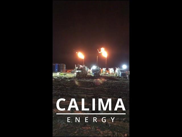 Calima-2 & Calima-3 Flares, 28 March 2019