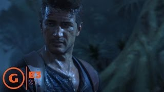Uncharted 4 Teaser - E3 2014 Sony Press Conference