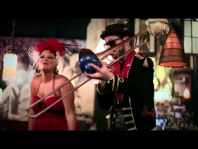 """Tubaluba presents """"Tubaluba Tidal Wave"""" featuring Janet Schwab"""