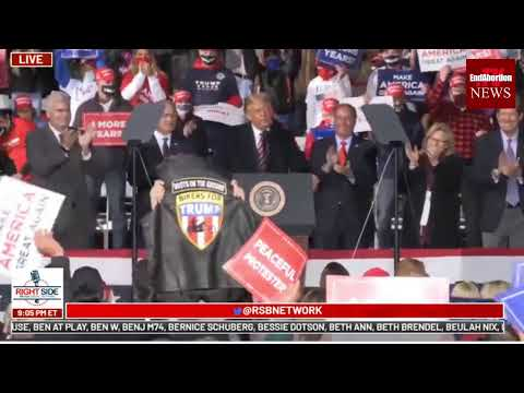 Watch LIVE: President Trump Holds Campaign Event in Bemidji, MN 9/18/20
